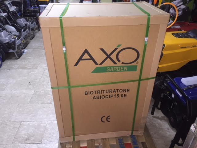 BIOTRITURATORE AXO ABIOCIP 15.0E