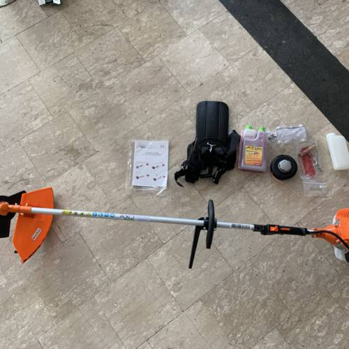 DECESPUGLIATORE MARCA AXO MODELLO GLDCSG327 NEW MODEL 2020 ORANGE