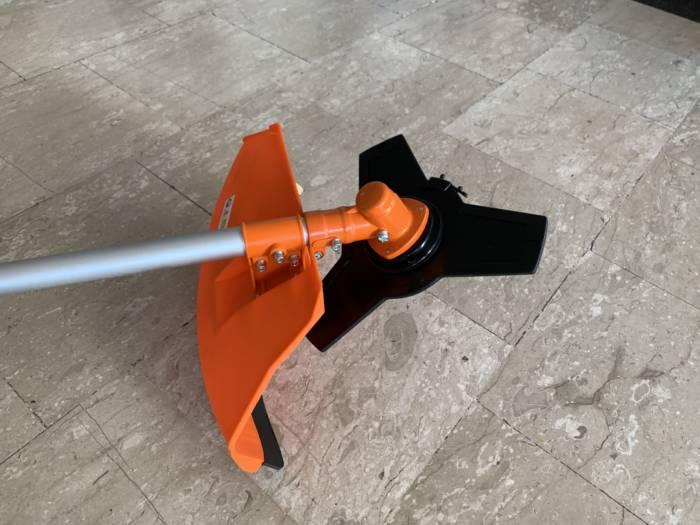 DECESPUGLIATORE MARCA AXO MODELLO GLDCSG431 (NEW MODEL 2020 ORANGE)