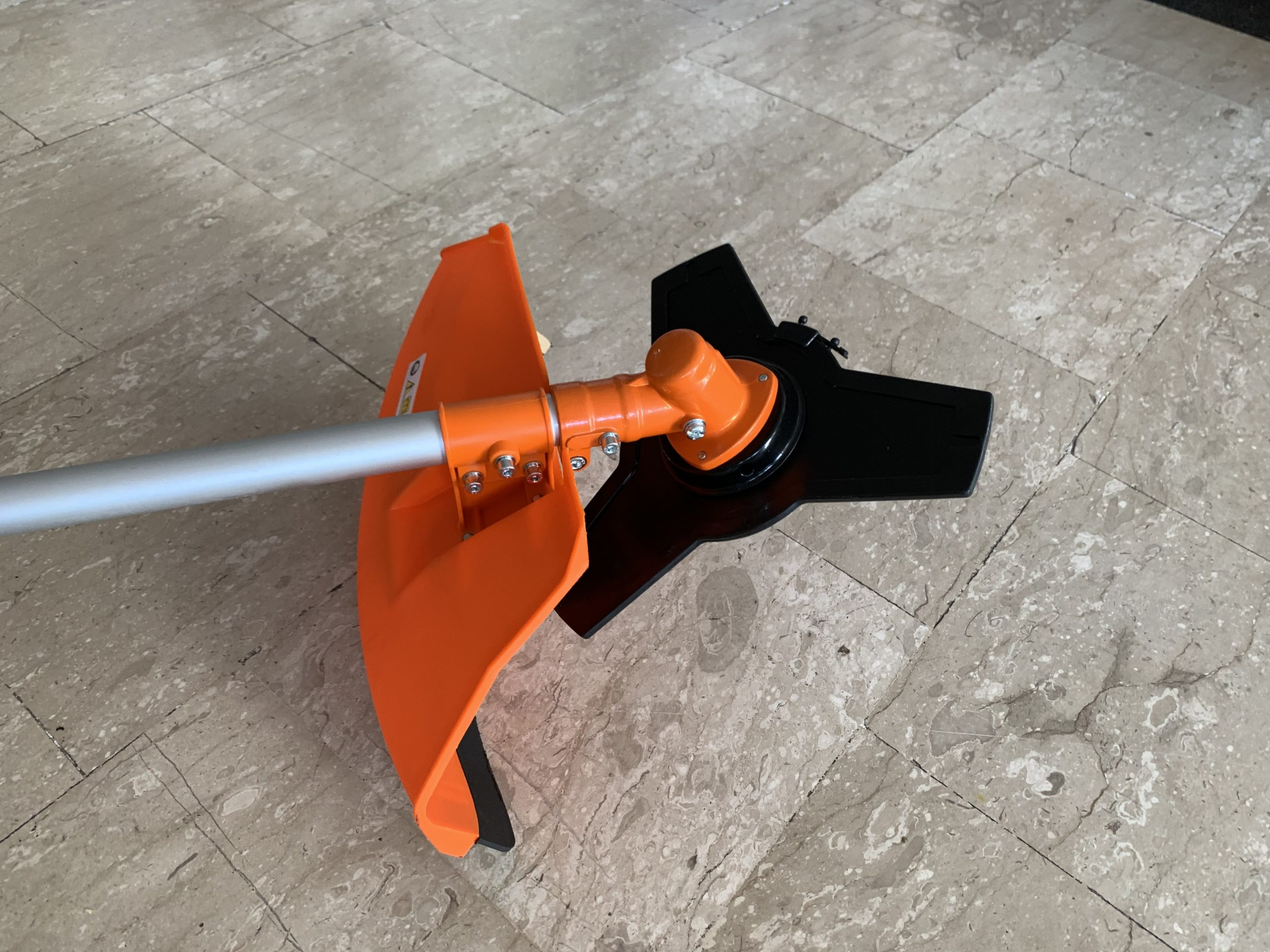 DECESPUGLIATORE MARCA AXO MODELLO GLDCSG431 (NEW MODEL 2020 ORANGE)