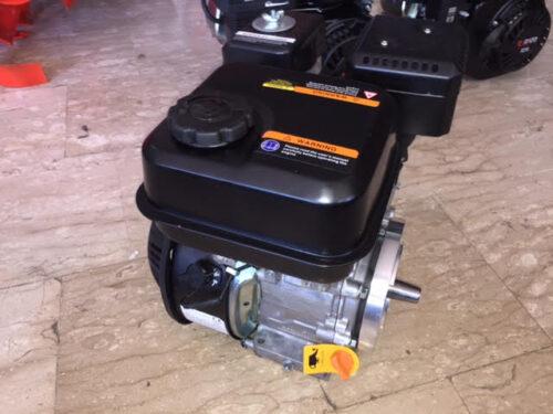 MOTORE RATO 4 TEMPI MODELLO R 210 HP6,7 ATTACCO MOTOCOLTIVATORE