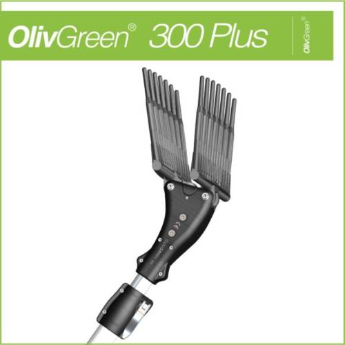 abbbacchiatore elettrico minelli OlivGreen 300 Plus