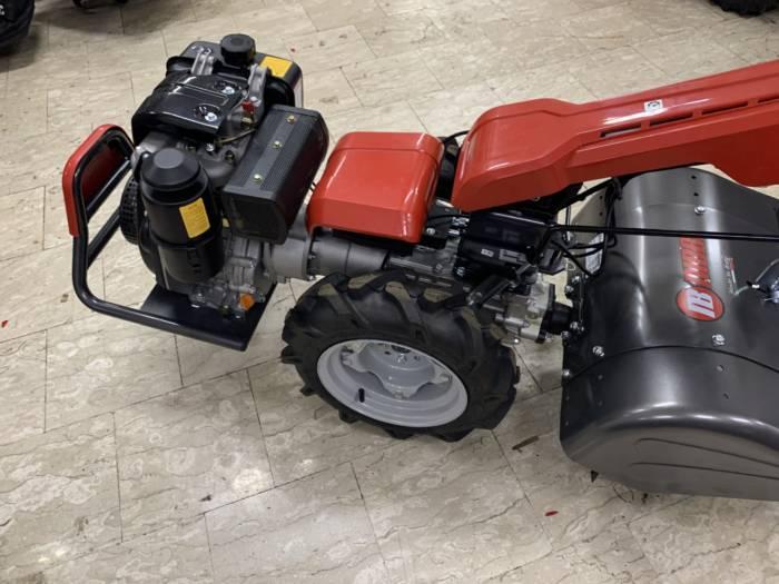 motocoltivatore nibbi modello kam 7s diesel