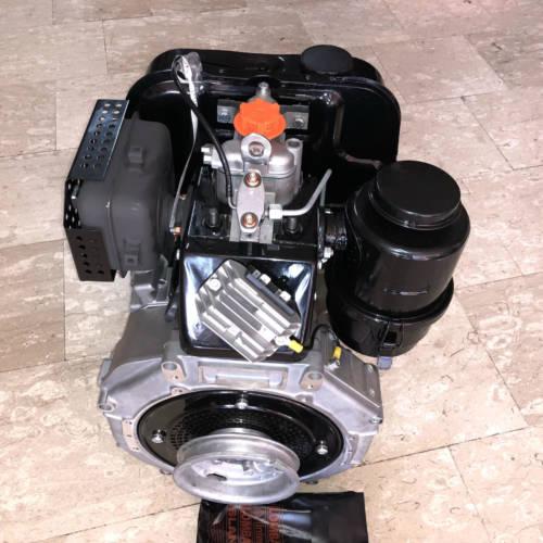 MOTORE LOMBARDINI 3LD 510 AVVIAMENTO ELETTRICO