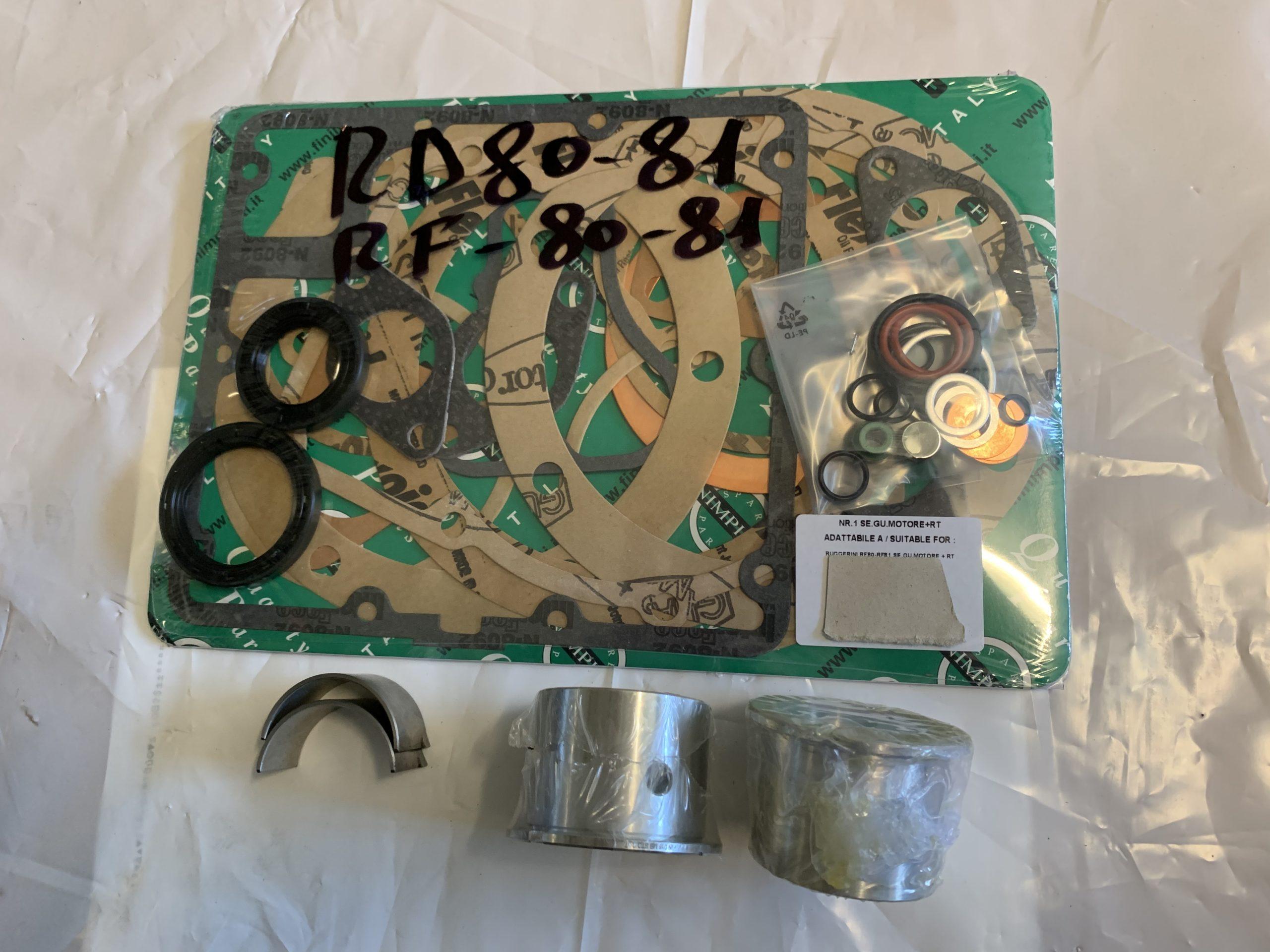 motore axo bc 261-26cc completo per decespugliatori