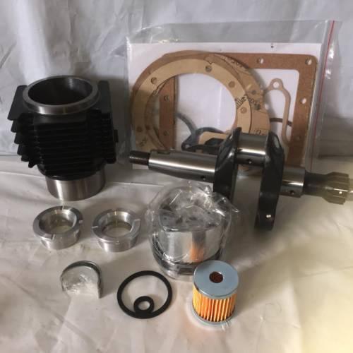 kit revisione motore lombardini 3ld510-450 -3LD 450-LDA510 ecc