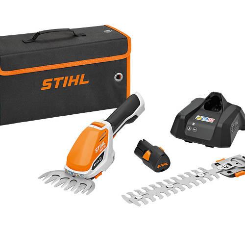 rifinitore stihl hsa 26 a batteria
