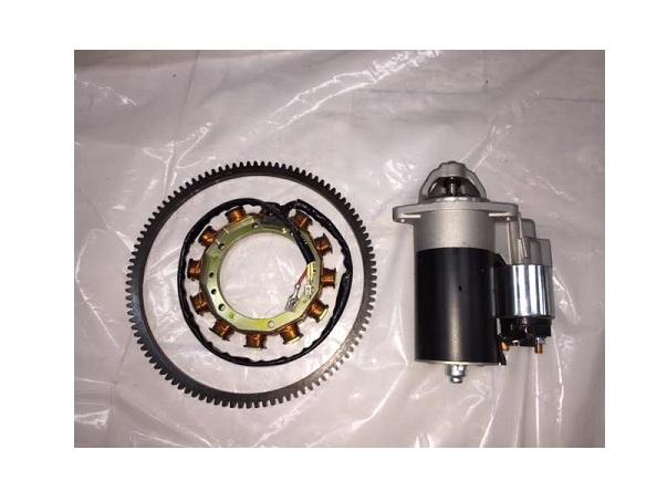 kit avviamento motore LOMBARDINI modello 15ld 400/15 ld 440