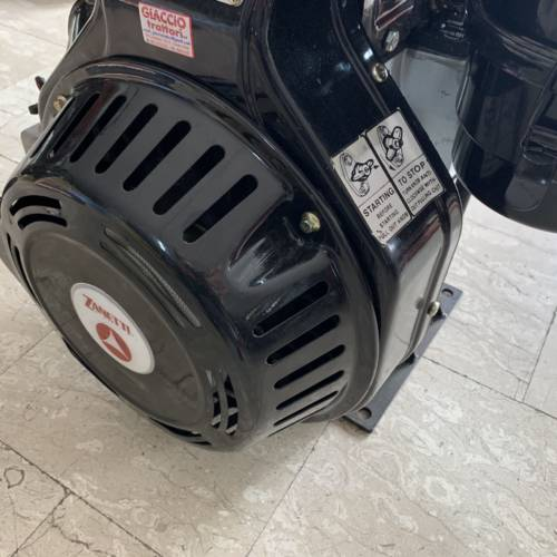motore diesel zanetti s510 ad avviamento elettrico (tipo 3ld 510)