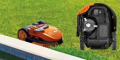 ROBOT RASAERBA WORX Landroid S - WR105SI